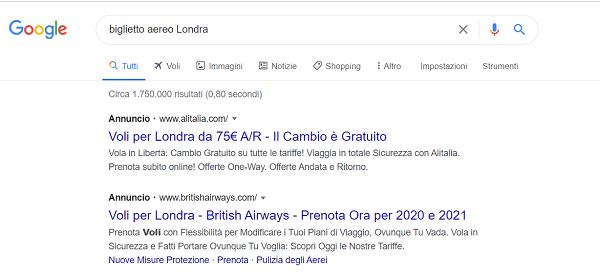 google advertising agency
